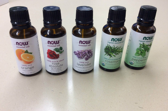 Essential oils for your unique experience